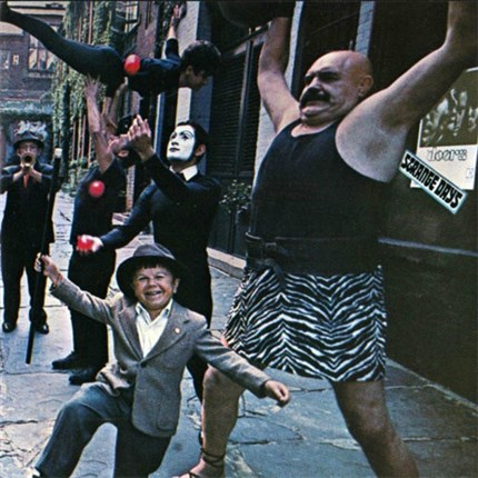 The Doors Strange Days 200g 45rpm 2LP ANALOGUE PRODUCTIONS