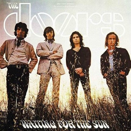 The Doors Waiting For The Sun 200g 45rpm 2LP ANALOGUE PRODUCTIONS