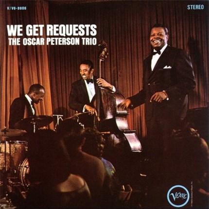 The Oscar Peterson Trio We Get Requests Hybrid Stereo SACD ANALOGUE PRODUCTIONS