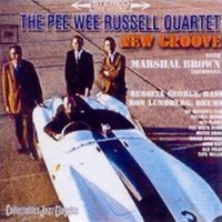 THE PEE WEE RUSSELL QUARTET NEW GROOVE Pure Pleasure180g LP