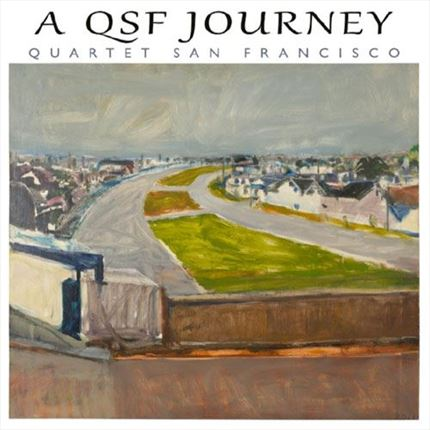 The Quartet San Francisco A QSF Journey Reference Recordings HDCD