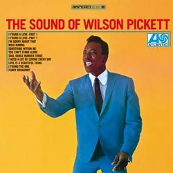 The Sound Of Wilson Pickett Atlantic SPEAKERS CORNER