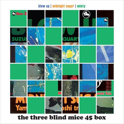 The Three Blind Mice 45 Box 180g 45rpm 6LP Box Set IMPEX