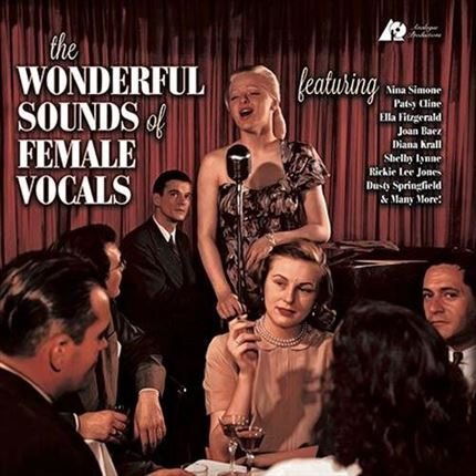 The Wonderful Sounds of Female Vocals ANALOGUE PRODUCTIONS 200g 2LP