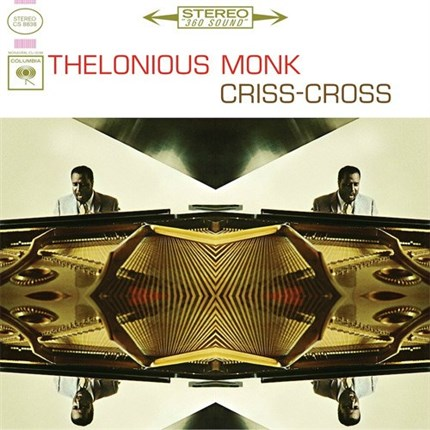 Thelonious Monk Criss-Cross Numbered Limited Edition  ORIGINAL RECORDING GROUP 180g LP