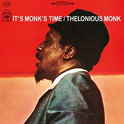 Thelonious Monk: It's Monk's Time Columbia CS 8984