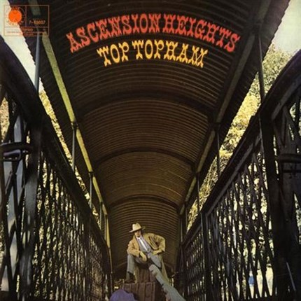 TOP TOPHAM ASCENSION HEIGHTS Pure Pleasure180g LP