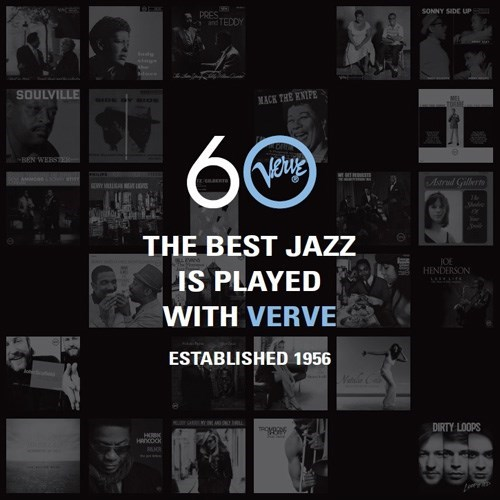 Verve 60 The Best Jazz Is Played With Verve Established