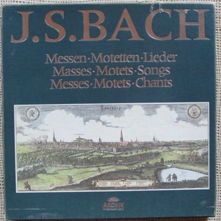 BACH EDITION VOL 2 ARCHIV