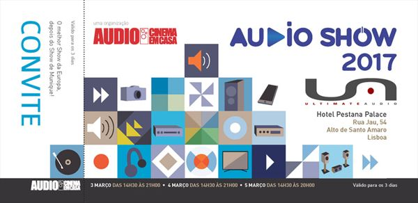 AUDIO SHOW LISBOA 2017