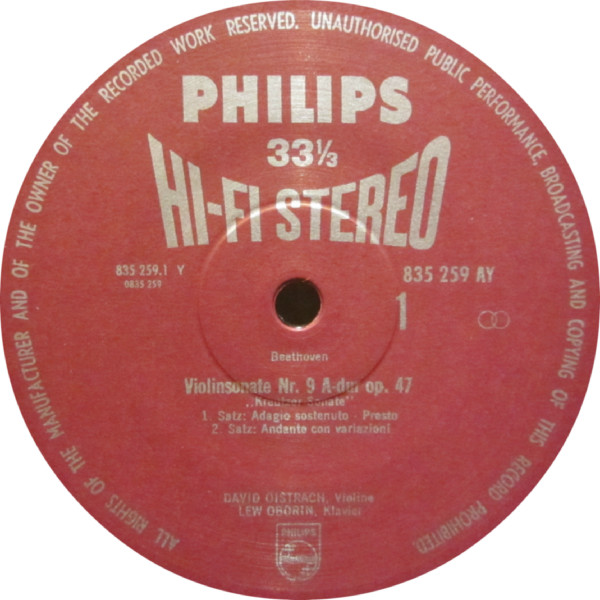 PHILIPS LABEL
