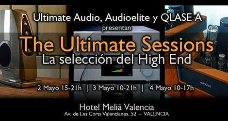 The Ultimate Sesions Meliá Valencia