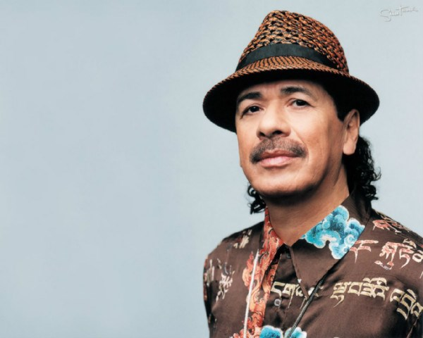 SANTANA, Carlos de COLUMBIA (Speakers Corner)