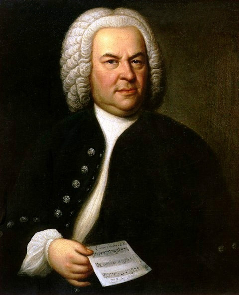 BACH, Johann Sebastian de ANALOGUE PRODUCTIONS