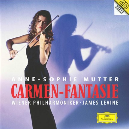 Anne-Sophie Mutter Carmen Fantasie 180g Import 2LP Deutsche Grammophon