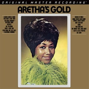 Aretha Franklin Aretha's Gold Numbered Limited Edition MOBILE FIDELITY 45rpm 180g 2LP