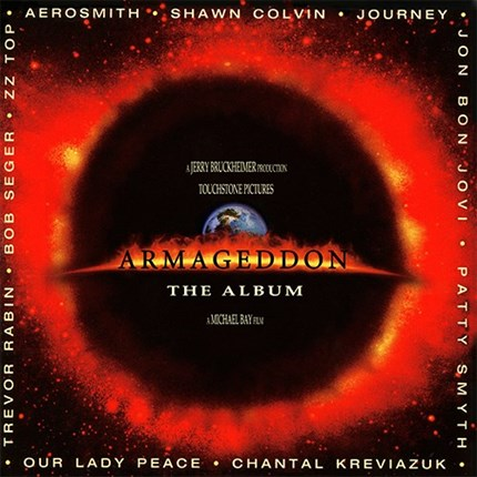 Armageddon The Album Numbered, Limited Edition 180g 2LP (Red Vinyl) AUDIO FIDELITY