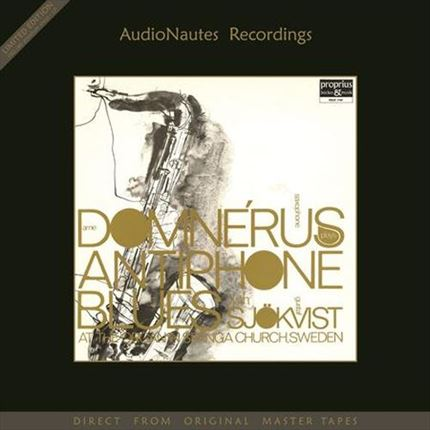 Arne Domnerus Antiphone Blues Numbered Limited Edition 180g LP AUDIO NAUTES RECORDING
