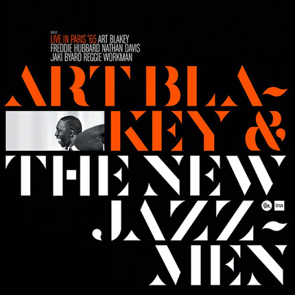 Art Blakey & The New Jazz Live In Paris '65 SAM RECORDS 180g LP