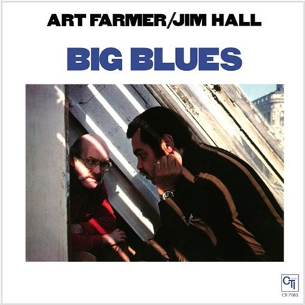 Art Farmer & Jim Hall Big Blues ORG Music180g LP