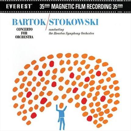 Bartok Concerto for Orchestra ANALOGUE PRODUCTIONS  200g 45rpm 2LP