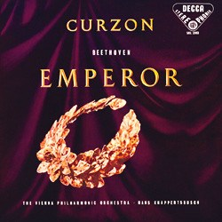"Ludwig van Beethoven  Concerto No. 5 for Piano and Orchestra ""Emperor""   Sir Clifford Curzon, Vienna Philharmonic Orchestra conducted by Hans Knappertsbusch DECCA SPEAKERS CORNER"