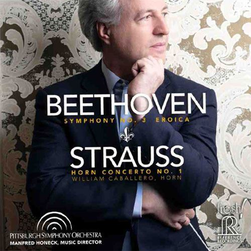 Beethoven & Strauss Symphony No. 3 & Horn Concerto No. 1