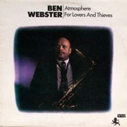 Ben Webster Atmosphere For Lovers & Theives Pure Pleasure180gLP