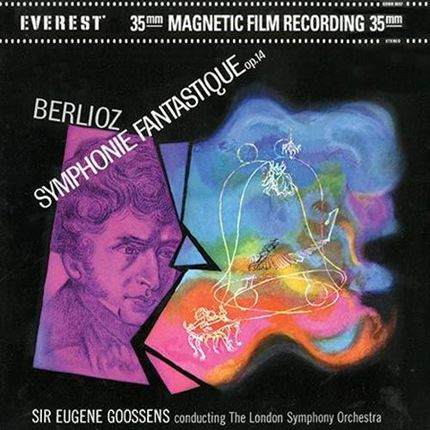 Berlioz Symphonie Fantastique Op. 14 Eugene Goossens ANALOGUE PRODUCTIONS 200g 45rpm 2LP