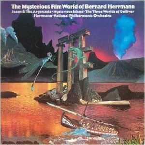 Bernard Herrmann The Mysterious Film World Of Bernard Herrmann Original Recording Group Numbered Limited Edition 180g 45rpm 2LP