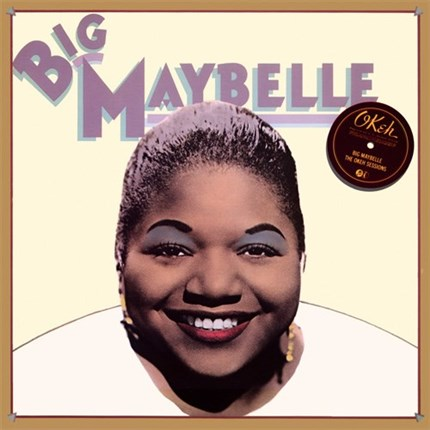 BIG MAYBELLE THE OKEH SESSIONS Pure Pleasure180g 2LP