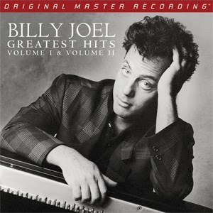 Billy Joel Greatest Hits Volume I & Volume II Numbered Limited Edition Mobile Fidelity180g 3LP Box Set