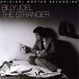 Billy Joel The Stranger 45rpm 180g 2LP MOBILE FIDELITY