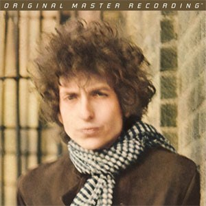 Bob Dylan Blonde On Blonde Numbered Limited Edition 45rpm 180g 3LP Box Set MOBILE FIDELITY