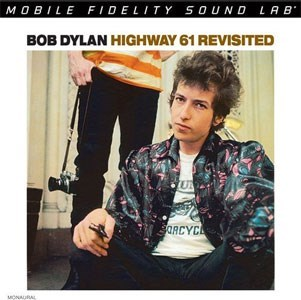 Bob Dylan Highway 61 Revisited MOBILE FIDELIYT Numbered Limited Edition 45rpm 180g Mono 2LP