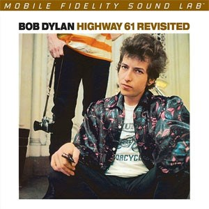 Bob Dylan Highway 61 Revisited Numbered Limited Edition 45rpm 180g 2LP MOBILE FIDELITY