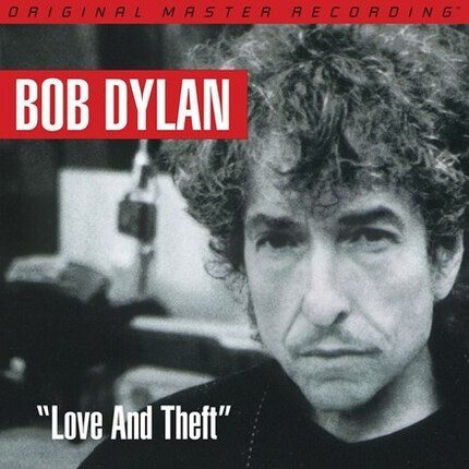 Bob Dylan Love And Theft Mobile Fidelity Numbered Limited Edition 45rpm 180g 2LP