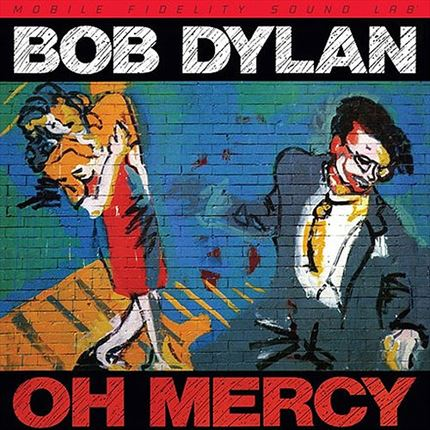 Bob Dylan Oh Mercy MOBILE FIDELITY Numbered Limited Edition 45rpm 180g 2LP