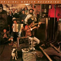 Bob Dylan & The Band The Basement Tapes Numbered Limited Edition 180g 2LP MOBILE FIDELITY