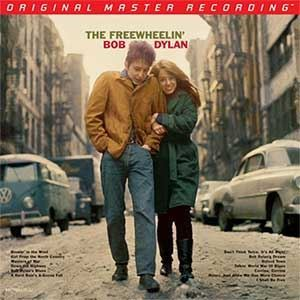 Bob Dylan The Freewheelin' Bob Dylan Numbered Limited Edition Mobile Fidelity 45rpm 180g Mono 2LP