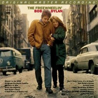 Bob Dylan The Freewheelin' Bob Dylan Numbered Limited Edition 45rpm 180g 2LP MOBILE FIDELITY