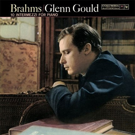 Glenn Gould Brahms: 10 Intermezzi For Piano 180g LP COLUMBIA SPEAKERS CORNER