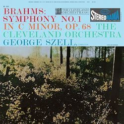 Johannes Brahms: Symphony No. 1 in C minor op. 68 - the Cleveland Orchestra Orchestra conducted George Szell EPIC LP Speakers Corner 180 gr