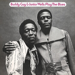 Buddy Guy & Junior Wells Play The Blues ATCO Speakers Corner 180 gr LP