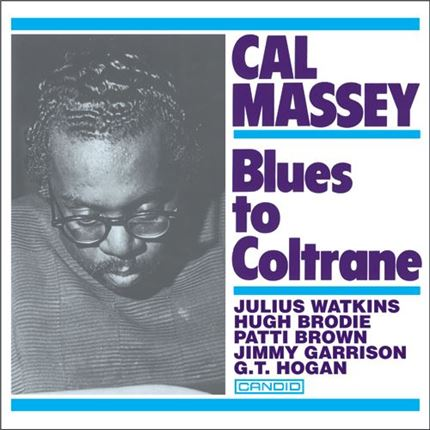 Cal Massey Blues To Coltrane PURE PLEASURE180g LP