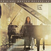 Carole King Music  Numbered Limited Edition  MOBILE FIDELITY 180g LP