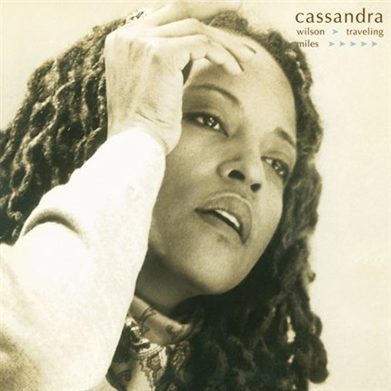 Cassandra Wilson Traveling Miles Universal Blue Note 2LP