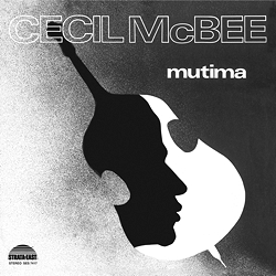 Cecil McBee Mutima Original Label: STRATA-EAST PURE PLEASURE 180 gr LP