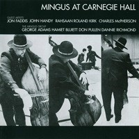 Charles Mingus  Mingus At Carnegie Hall  Numbered Limited Edition  ORIGINAL RECORDING GROUP 180g 45rpm 2LP