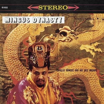Charles Mingus Mingus Dynasty  ORIGINAL RECORDING GROUP 180g LP